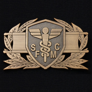 SFMC Field Medic Badge